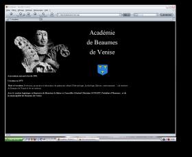 Académie de Beaumes